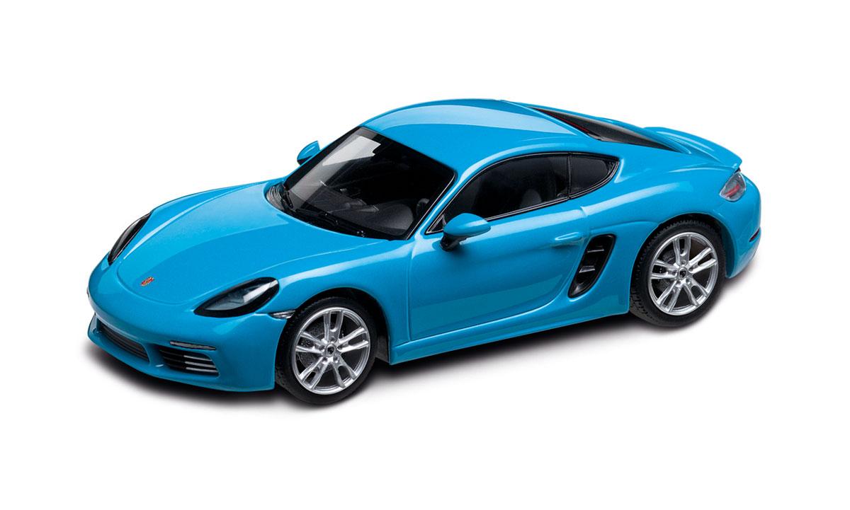 Porsche 718 Cayman S 982 Miamiblau 1 43 718 Modellautos Porsche Driver S Selection